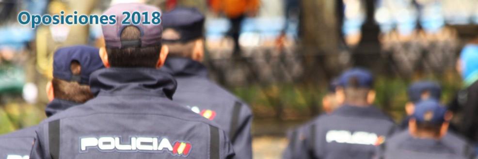Oposiciones fuerzas y cuerpos de seguridad